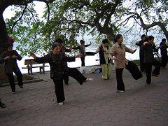 Il lago Hoan Kiem