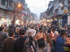 Pahar Ganj Bazar Road