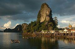 Il villaggio sulle palafitte (Ko Panyi)