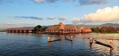 Paramount Inle Resort (Inle Lake)