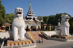 Pedestrian Walkway (Mandalay Hill)
