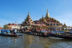 Phaung Daw Oo Pagoda (Inle Lake)