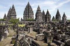 Prambanan Temple (Java)