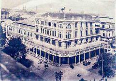 Rangoon: Merchant Street