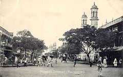 Rangoon: Moghul Street