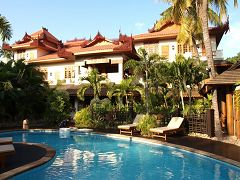 Hotel by the Red Canal (Mandalay)