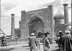 Samarcanda: Shir Dar
