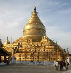 Shwezigon Pagoda (Nyaung U)