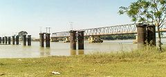 Sittang bridge (Sittaung)