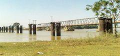 Sittang bridge (Sittaung)