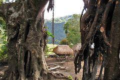 Kelimutu: villaggio