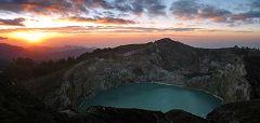 Kelimutu: vulcano 1