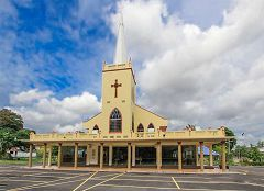 Sungei Pattani - chiesa Cristo Re