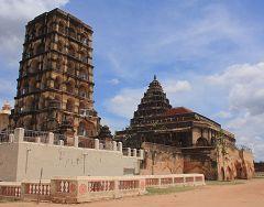Thanjavur Palace (Tanjore)