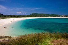 Tanjung Aan Beach (Lombok)