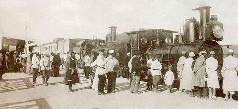 Taskent: stazione