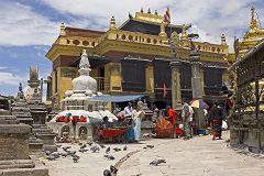 Swayambhunath (Tempio delle Scimmie)