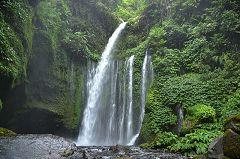 Tiu Kelep (Rinjani) Waterfall