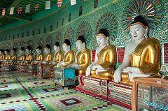 U-Min Thone-Se Pagoda (Sagaing)