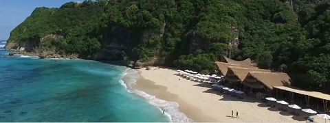 Ungasan Clifftop Resort