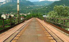 Calolziocorte: ex ponte ferroviario