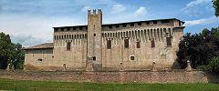 Maccastorna: castello