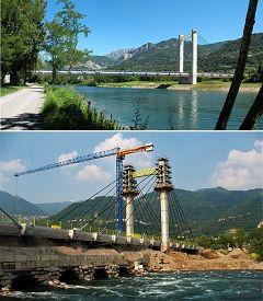 Olginate: ponte nuovo