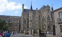 Astorga: palazzo episcopale