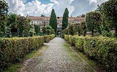 Robbiate: Palazzo Bassi Brugnatelli