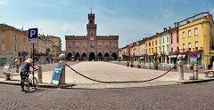 Casalmaggiore: Piazza Garibaldi