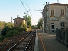 Borgoforte: stazione