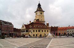 Brasov: centro