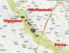 Ciclabili sul Ticino
