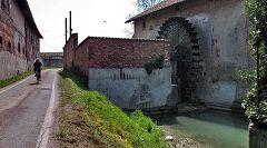 Ca' dell'Acqua: mulino a Borgo San Giovanni