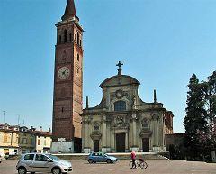 Casalbuttano ed Uniti: chiesa di San Giorgio