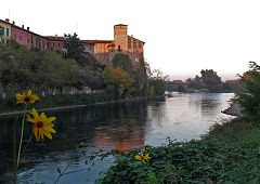 Il castello di Cassano d'Adda