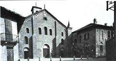 Crescenzago: Santa Maria la Rossa