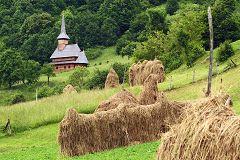 Valea Morii: chiesa