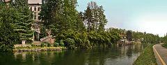 <b>Villa Clerici a Cuggiono (Castelletto)</b>.