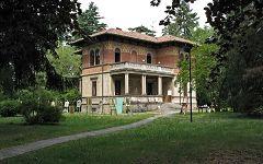 Corbetta: villa Pagani della Torre