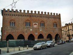 Cremona: palazzo Cittanova