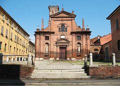 Cremona: chiesa di S. Omobono