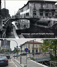 Crescenzago: ponte Adriano