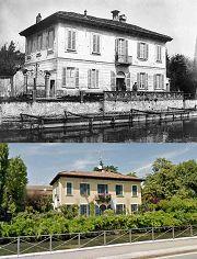 Crescenzago: Villa De Ponti