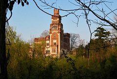 Crespi d'Adda: il castello