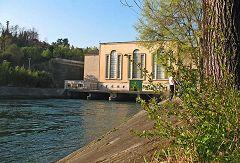 Fara Gera d'Adda: centrale Italcementi