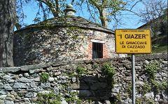 Cazzago Brabbia: ghiacciaie