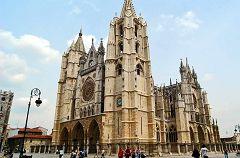 León: cattedrale
