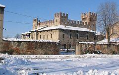 Malpaga: castello