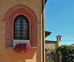 Marzano: dipendenza del palazzo Carcassola